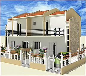 Villa Gaivota Cap Vert
