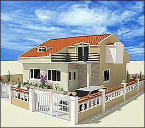 Villa Girassol Cap Vert