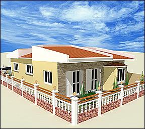 Villa Oriente Cap Vert